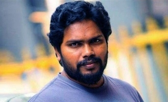 Pa Ranjith condemns TN govt for not helping sanitation workers!