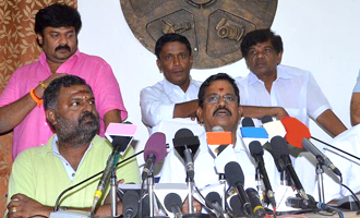 Producers Council press meet on 'Paayum Puli' issue