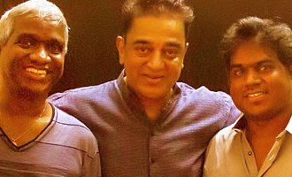 Kamal Haasan Launched 'Padaiveeran' Single Track