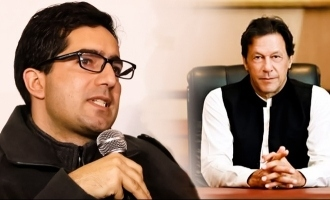 Ex-IAS officer proposes Nobel Peace Prize for Pak PM Imran Khan