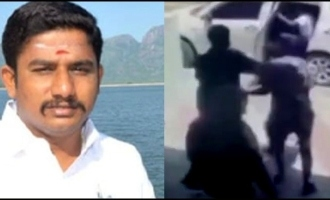 [VIDEO] Tamil Nadu Minister's PA kidnapped at knife-point; incident caught on camera