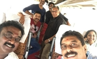 ஒரே பேருந்தில் மதுரை-தஞ்சாவூர் செல்லும் 40 நடிகர் நடிகைகள்
