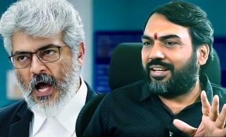 Rangaraj Pandey trolled by Thala Ajith!