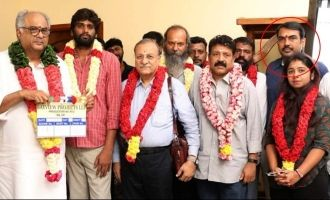 Rangaraj Pandey's role in Ajith's movie