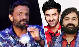 I use to compare Simbu with Ranbir Kapoor : Director Pandiraj