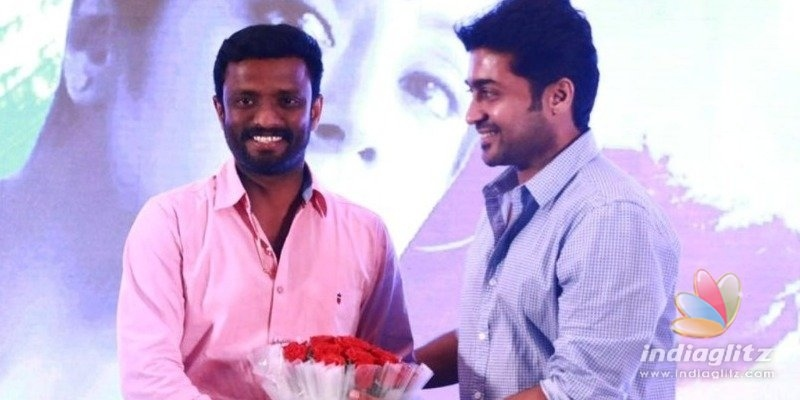 Hot buzz! Suriya 41 with village stories expert director?