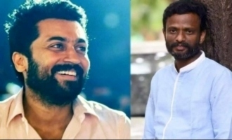 Pandiraj's hot official update on 'Suriya 40' makes anbana fans super happy