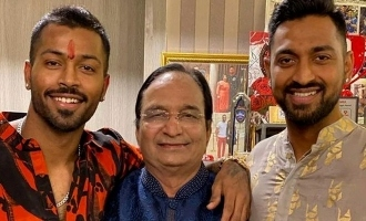 Krunal and Hardik Pandya's father passes away!