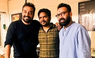 Anurag Kashyap and Pa.Ranjith teaming up?