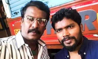 Pa Ranjith and Samuthirakani's new movie gets an interesting title!