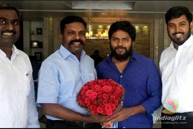 Pa Ranjith support for popular politician in Lok Sabha elections!