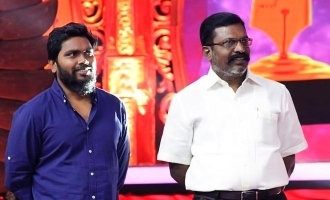 Pa Ranjith lauds Thirumavalavan's win!
