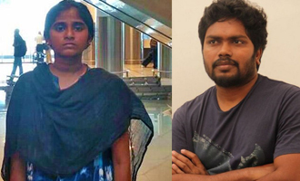 Director Pa.Ranjith pays last respect to Anitha