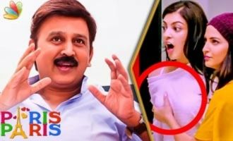 Kajal Agarwal's BOLD act : Ramesh Aravind explains the reason behind TRAILER SCENE