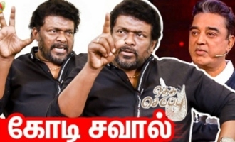 I became mad in real life too - R Parthiban interview on Oththa Seruppu Size 7