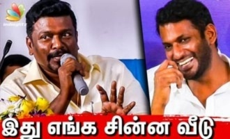 Chinna Veedu in Producer Council - Parthiban funny speech