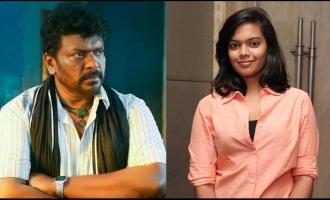 Parthiban's daughter Keerthana asks him to share important message to the public