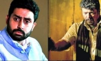 Parthiban silently begins his next with Abhishek Bachchan as hero