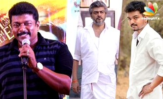 It is not necessary to release Vijay, Ajith movies in festival days : R. Parthiban