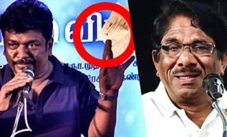 Bharathiraja is a fraud, here's the proof : Parthiban Speech