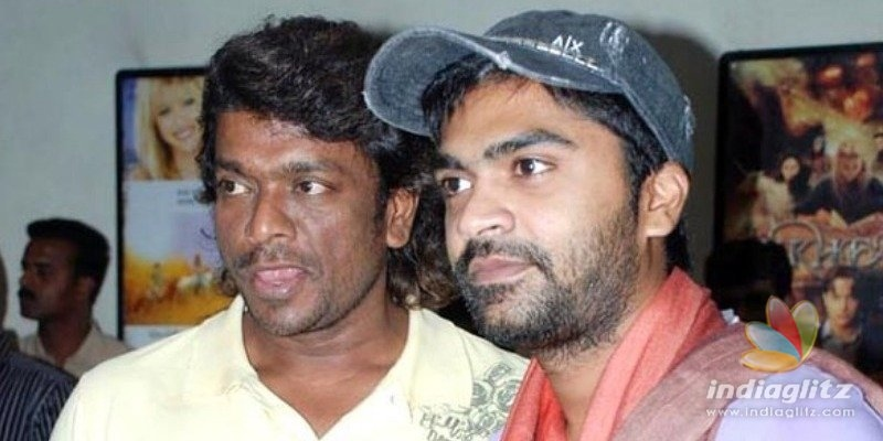 Parthiban hints at a stormy new project with Simbu