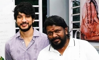 Gautham Karthik and Parthiban join hands for a thriller!