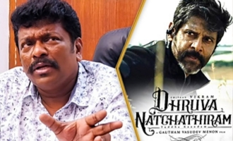 Bollywood Villain for Dhruva Natchathiram : Parthiban Interview