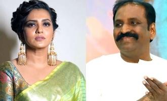 Actor Parvathy's criticism : Jury to re-examine ONV Kurup award to Vairamuthu