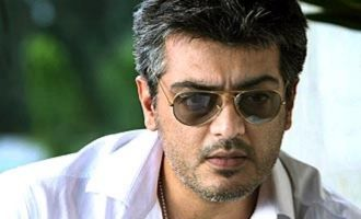 Ajith's costar names him as her first love