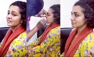 Parvathy fulfills longtime dream of piercing her nose during lockdown- video