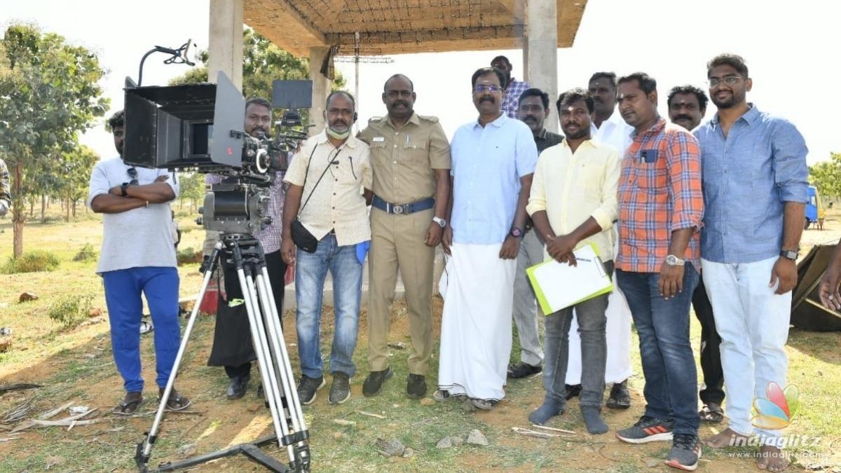 Pasupathy starts shooting for his next after 'Sarpatta Parambarai' - Steaming Update