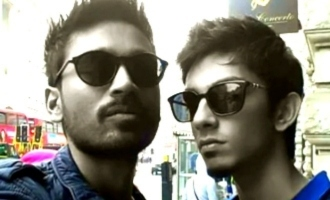 Dhanush and Anirudh joins in Pattas