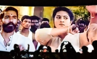 Pattas FDFS: Fans Mass Celebration