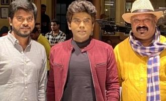 Pa Vijay joins in Saravana Store legend Arul Saravanan movie