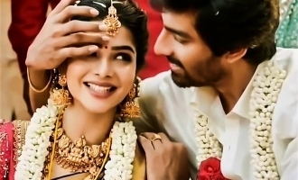 Cooku with comali Pavithra and sudharshan wedding video viral