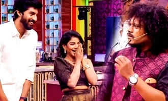 Pavithra opens up about the boy she came with in cooku with comali