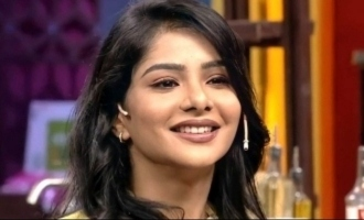 Pavithra Lakshmi's emotional message after elimination from 'Cooku With Comali'