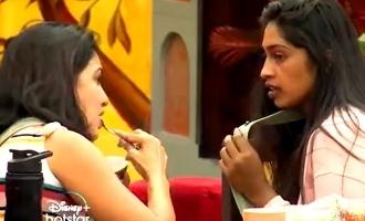 Bigg Boss Tamil 5: Netizens' prepare a kurumpadam for Pavni!