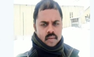 Popular Tamil producer's donation to soldier Palani's family!