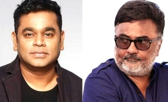 PC Sreeram thanks to AR Rahman for his songs life saver during the lockdown