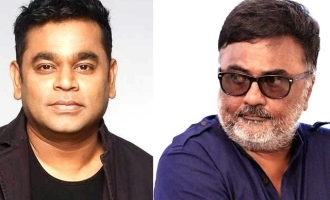 AR Rahman is a life saver, says legendary cinematographer!