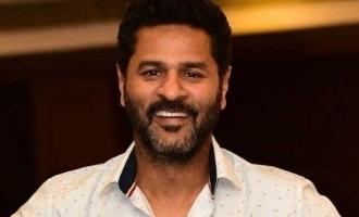 Vijay Sethupathi heroine joins Prabhu Deva's thriller!