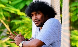 First look of Yogi Babu's next interesting flick released!