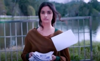 Keerthy Suresh's Penguin teaser released - haunting story of a mother!