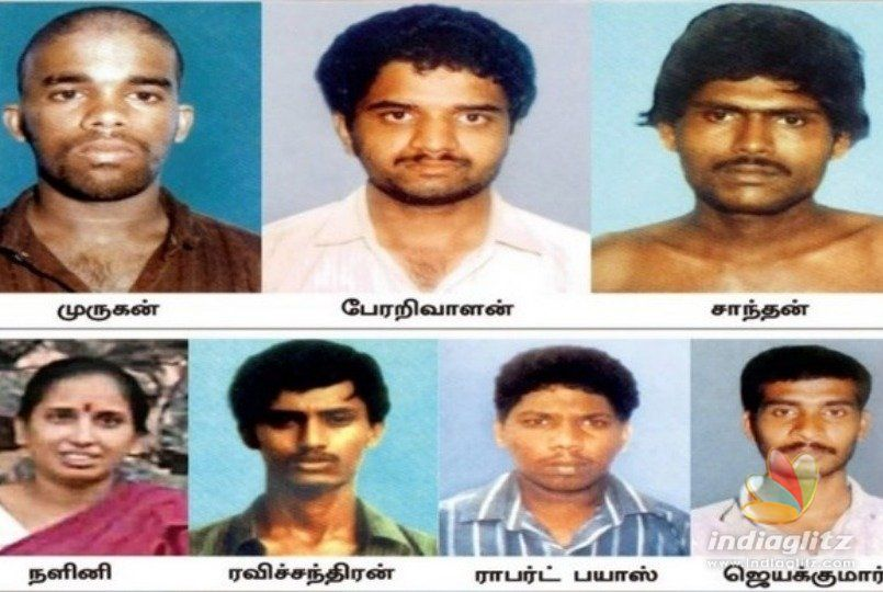 Centres decision on releasing convicts in Rajiv Gandhi murder case