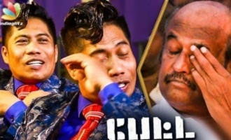 I made Rajini cry - Peter Hein Emotional interview