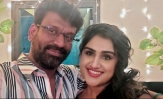 Peter Paul's first wife lodges complaint against his marriage with Vanitha Vijayakumar