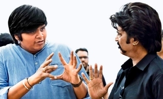 Karthik Subbaraj hints at directing Rajinikanth in Petta 2