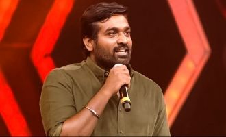Vijay Sethupathi: Competing against strong people will make you strong too