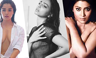 The Bold & the Sexy : Kollywood Actresses Hot Photoshoot